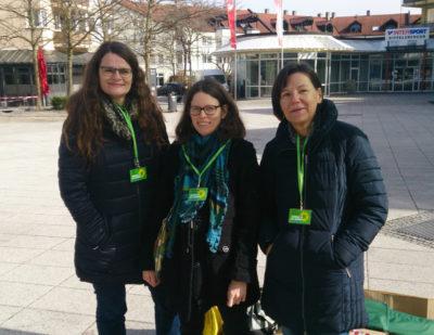 Berit Vogel, Veronika Kröniger, Petra Kowallik
