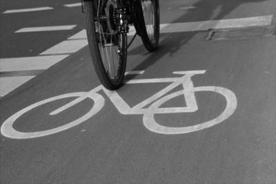 Radeln in der Stadt