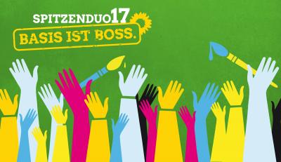 Grüne Urwahl: Basis ist Boss