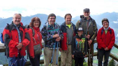 Grüne Bergtour 2016
