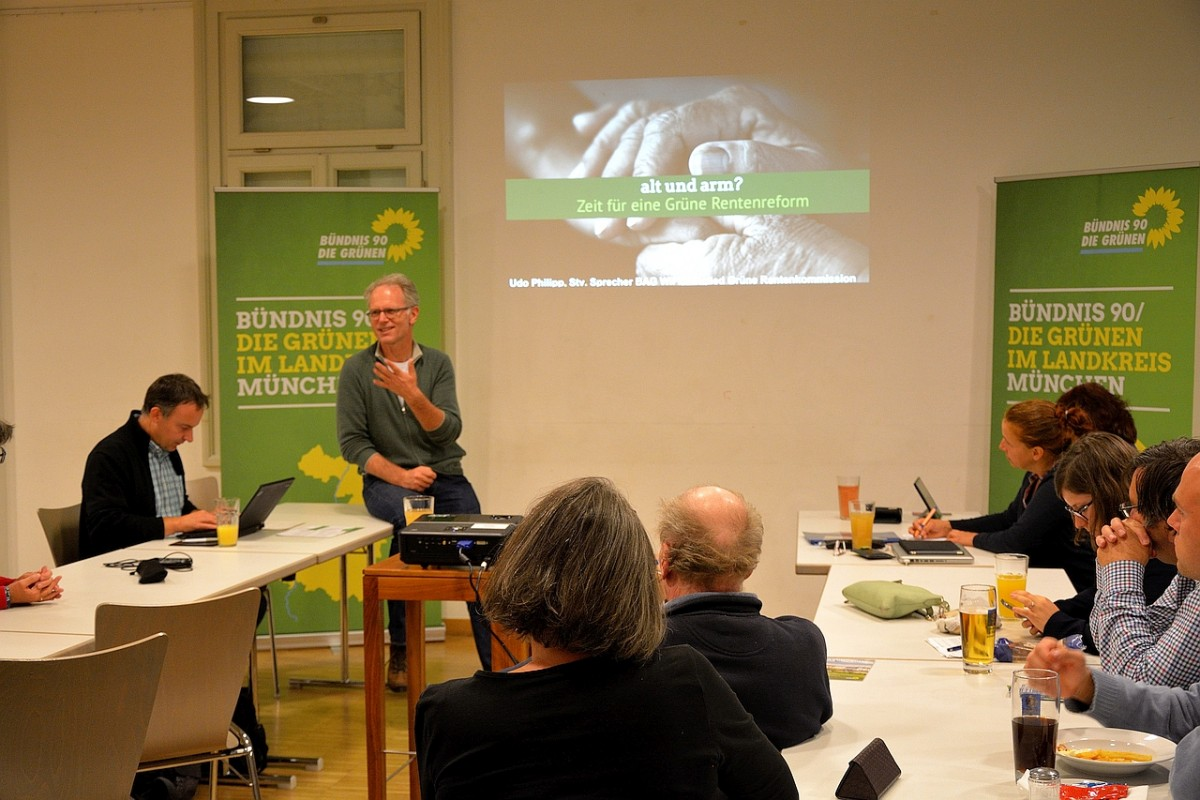Kreisversammlung mit Udo Philipp