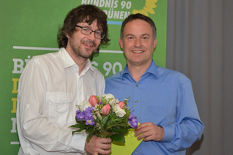 Martin Wagner und Volker Leib