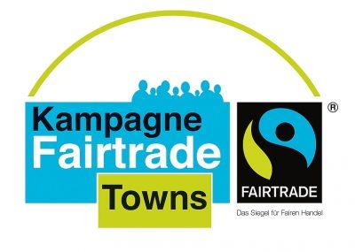 Fairtrade Towns Logo