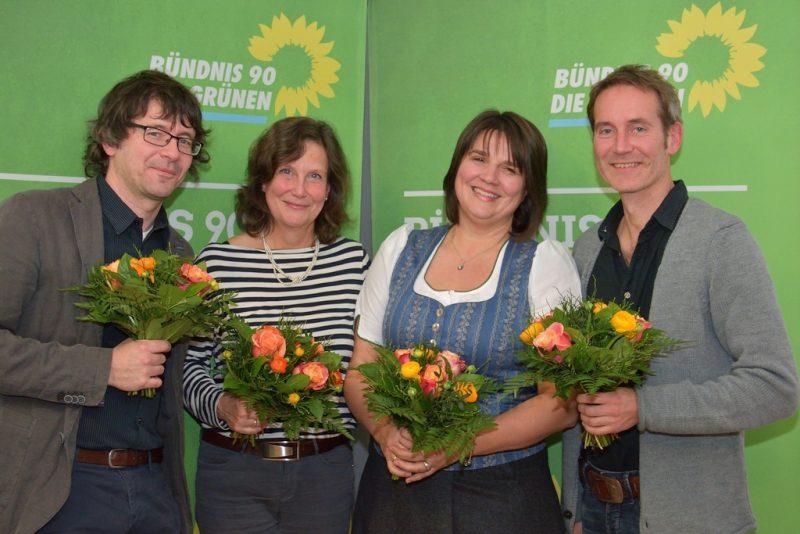 Kandidierende für Landtag und Bezirkstag in München-Land