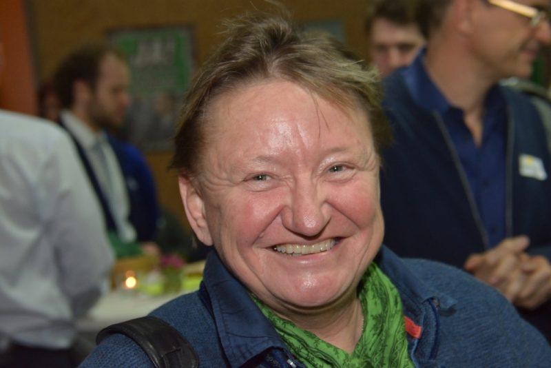 Susanna Tausendfreund, Bürgermeisterin von Pullach