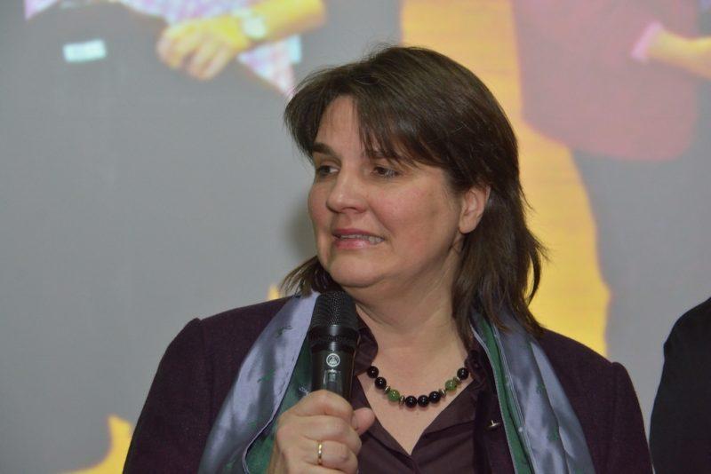 Landtagskandidatin Claudia Köhler