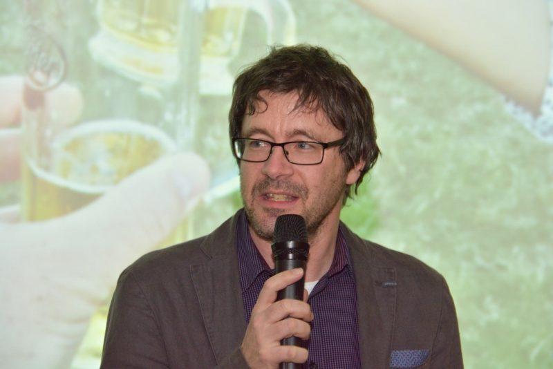 Bezirkstagskandidat Martin Wagner