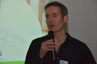 Landtagskandidat Markus Büchler