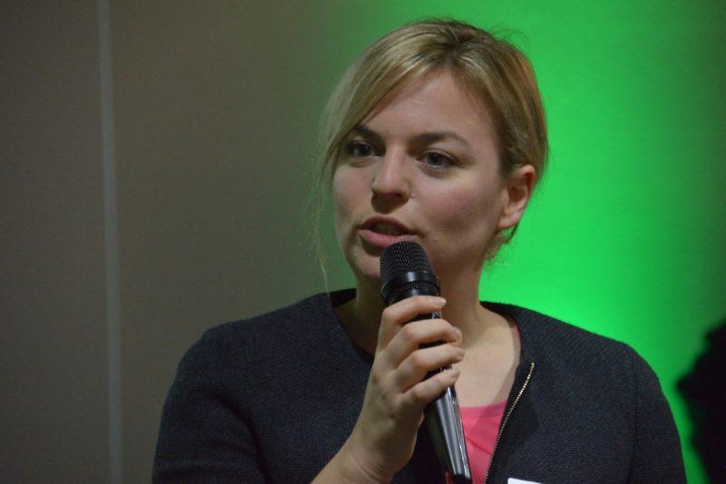 Katha Schulze, Vorsitzende der Landtagsfraktion