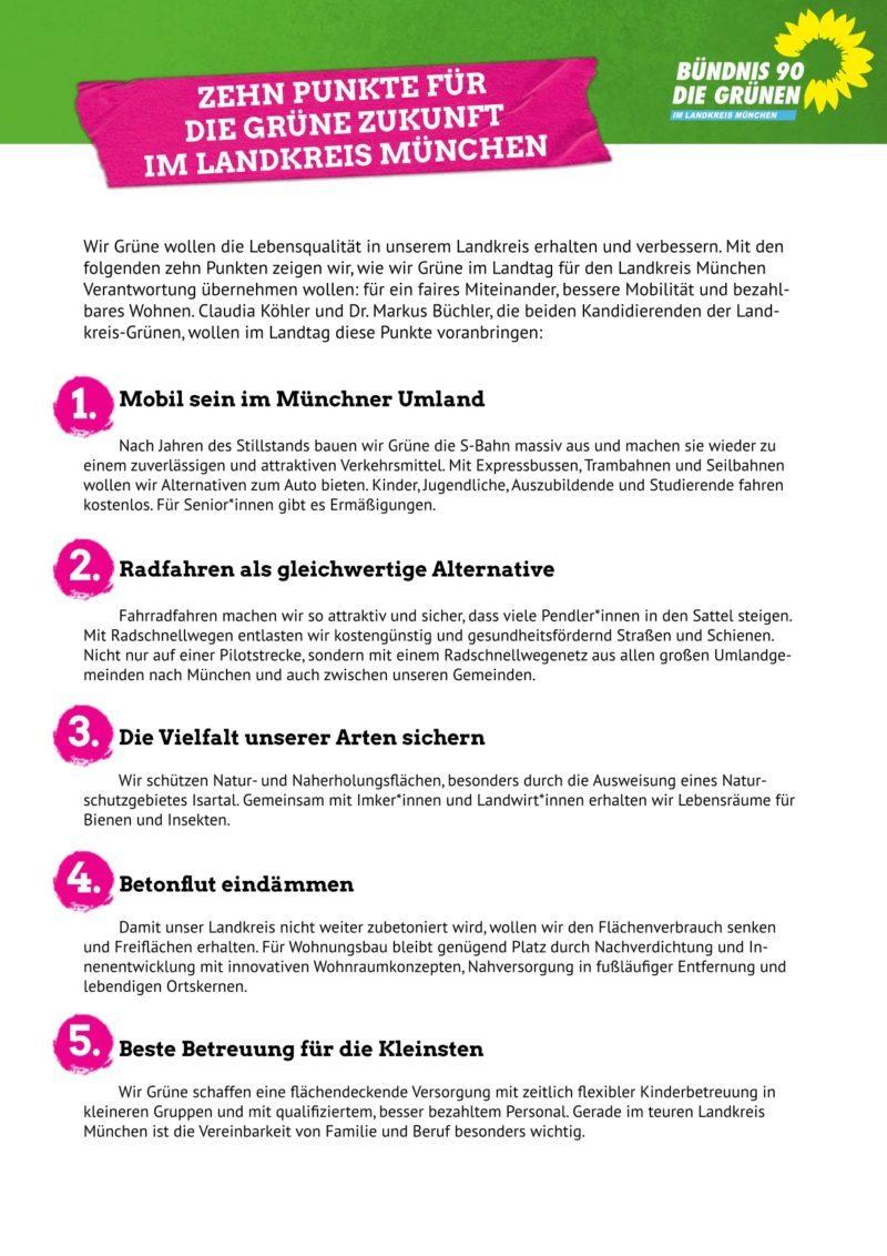 GRÜNE-Zukunft-10-Punkte-Landkreis-München Seite 1