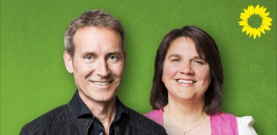 Claudia Köhler und Markus Büchler