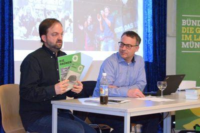 Ulrich Gensch und Volker Leib