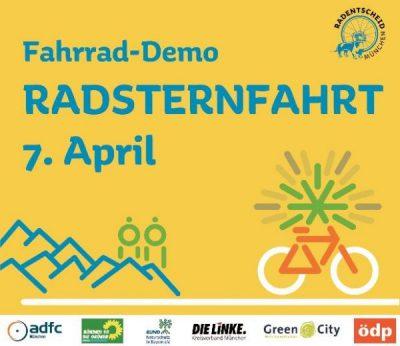 Banner Radsternfahrt