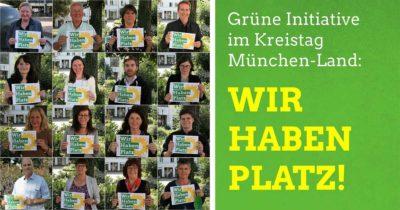 """Photocollage """"WirHabenPlatz"""""""