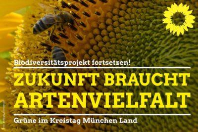 Zukunft braucht Artenvielfalt