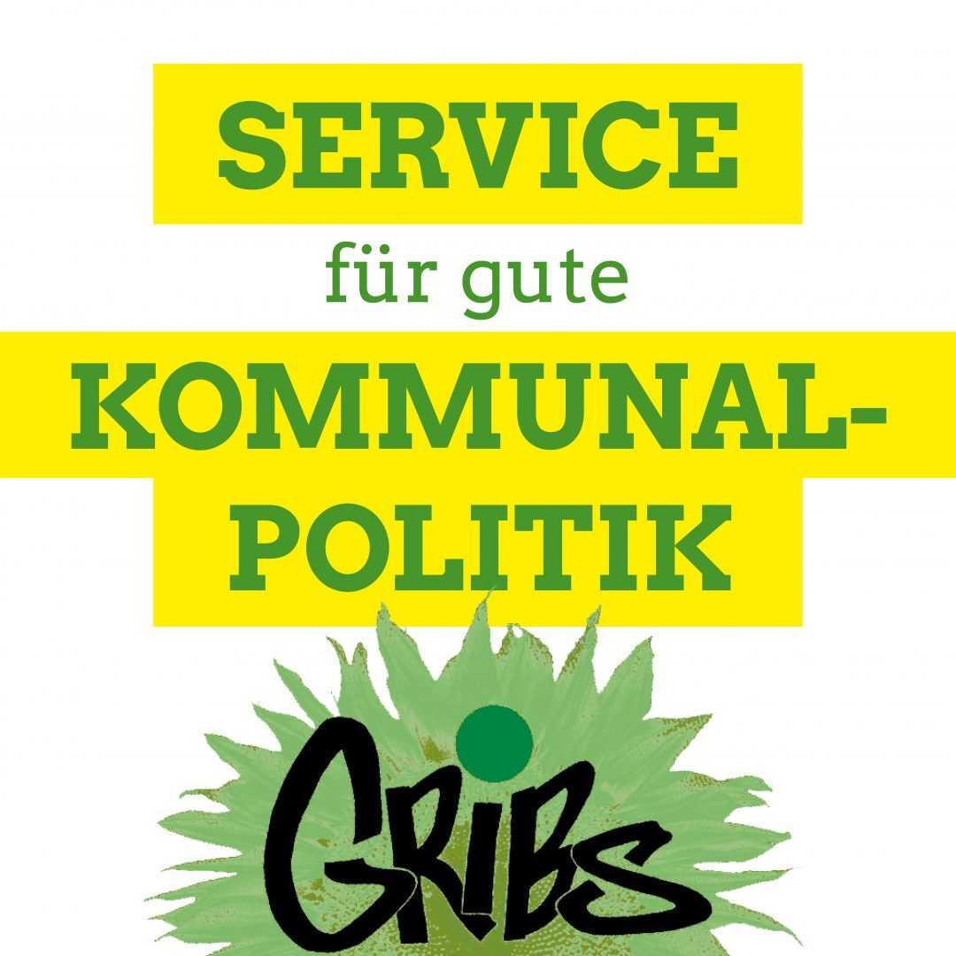 GRIBS: Service für gute Kommunalpolitik