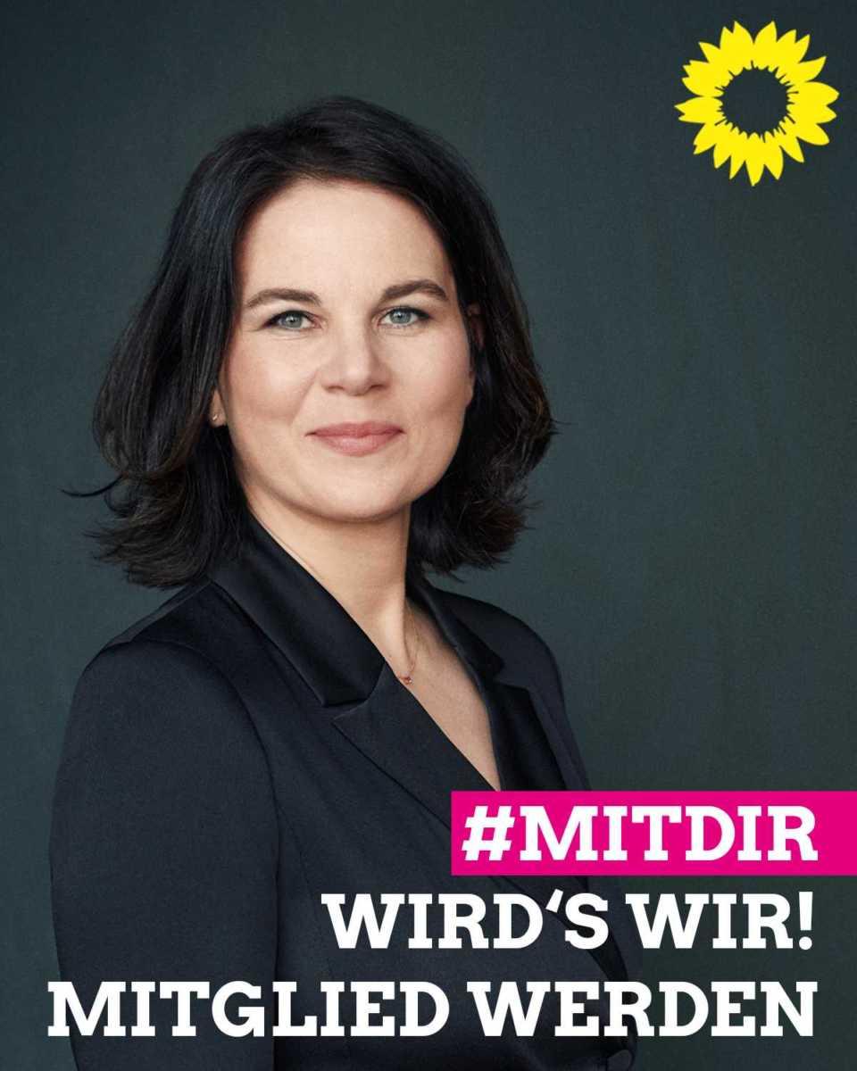 #mitdir wird's wir! Mitglied werden